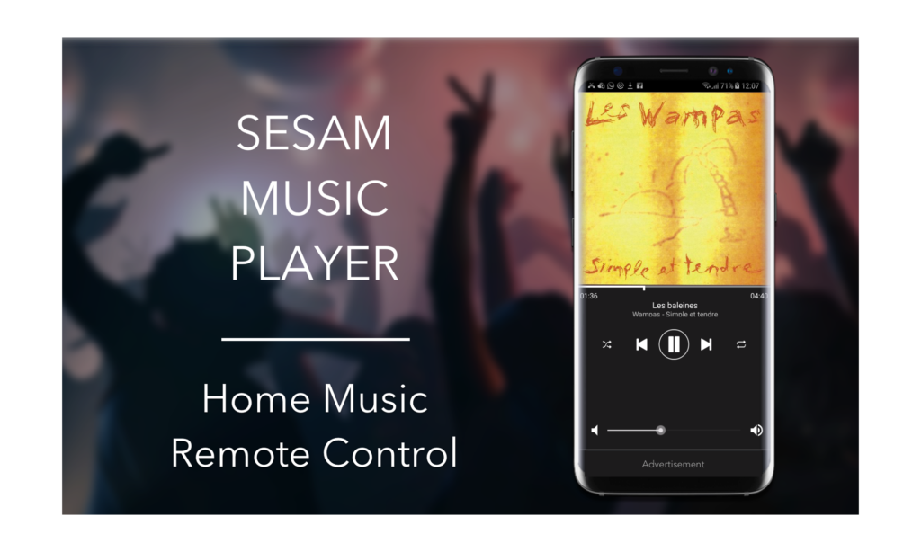 Sesam Music Player