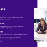 Platform for training organizations